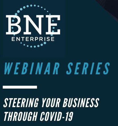 BNE Enterprise Webinar – Queensland businesses striving for agility during challenging COVID-19 restrictions